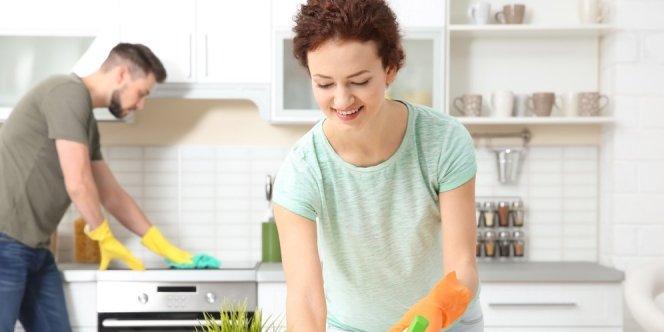 Cara Efektif Disinfektan Rumah agar Bebas Virus Covid-19