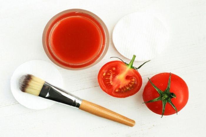 Cara dan Tips Memutihkan Wajah Dengan Bahan Dasar Buah Tomat, Simak Caranya!