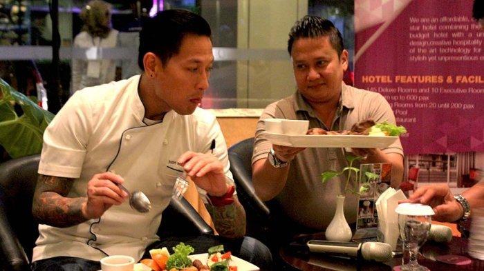 Chef Juna Berkunjung ke Quest Hotel Semarang, Ini nih Komentar Buat Makanannya