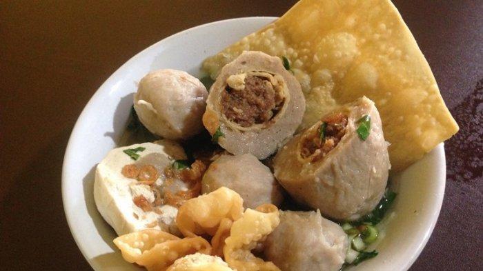 Cobain Nikmatnya Bakso Gulung Di Warung Bakso Dan Mie Ayam Haris Semarang