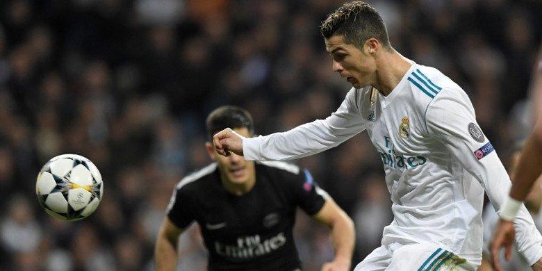 Cristiano Ronaldo Bawa Real Madrid Taklukan PSG