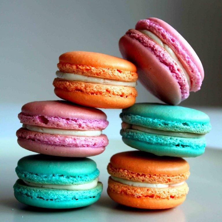 Crunchy dan Lembut, Macaron Siap Manjakan Lidahmu