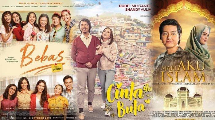 Deretan Film Indonesia yang Tayang Oktober 2019