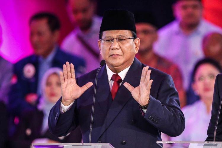 Di Jateng Elektabilitas Prabowo Naik, sedangkan Jokowi Turun