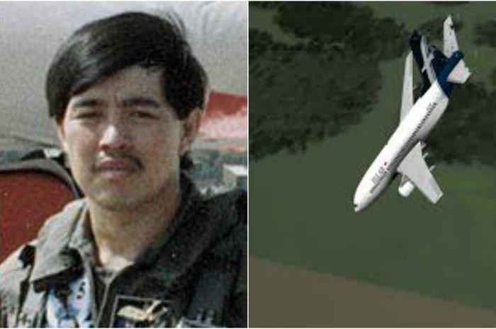 Diduga Pilot Bunuh Diri, Pesawat Silk Air Jatuh Di Sungai  Musi Palembang Tanpa Meninggalkan Penumpang Yang Selamat