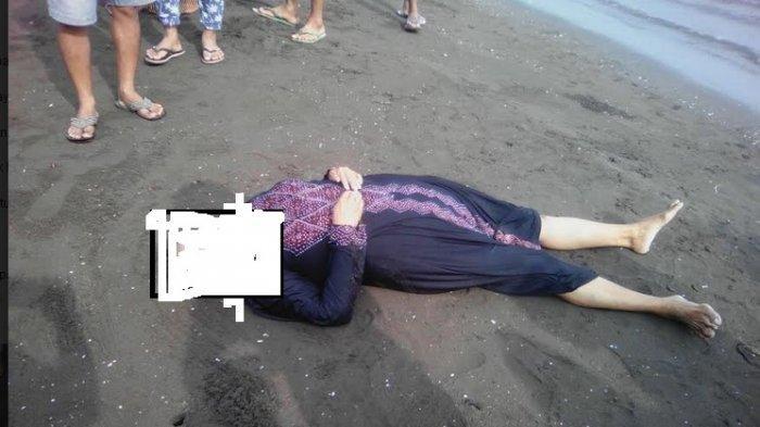 Mayat di Pantai Alam Indah Tegal