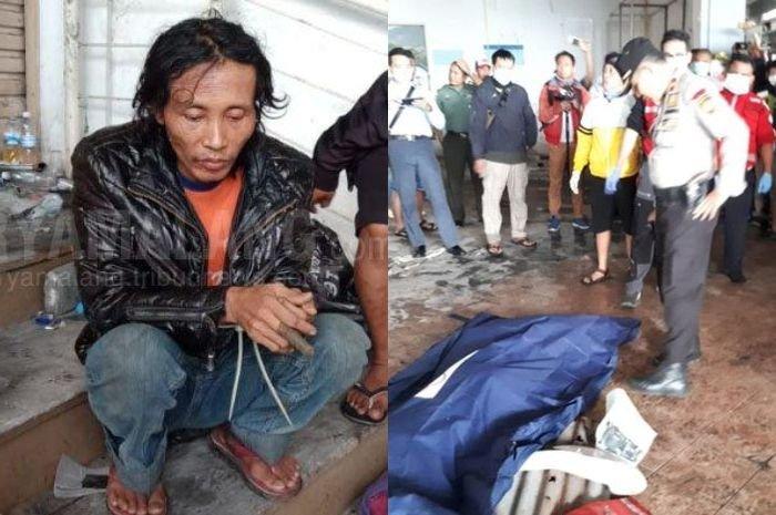 Fakta Sugeng Si Pelaku Mutilasi dari Malang