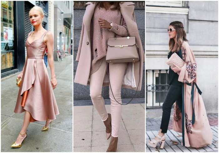 Fashion Alert! Ini Dia Tren Fashion Warna Rose Gold Tahun 2018
