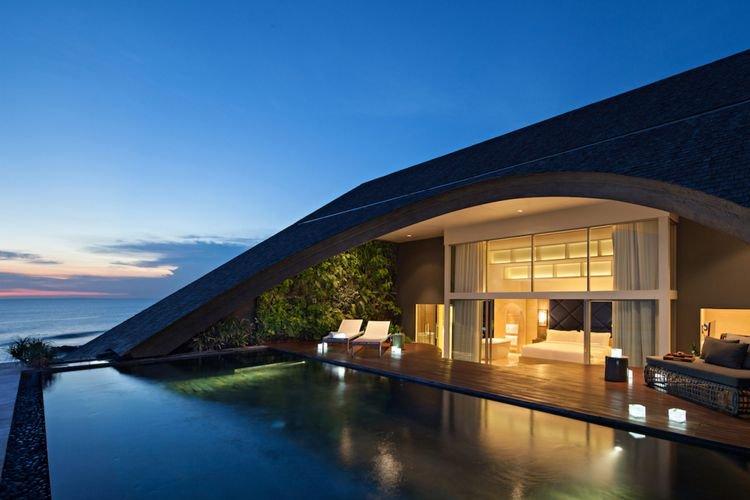 Februari, Ada Resor Baru di Canggu Bali