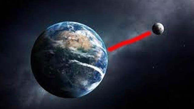 Fenomena  Apogee Dimana Bulan Akan Menjauh Dari Bumi Hari Ini