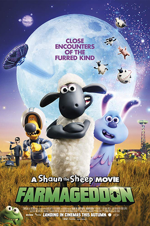 Film A Shaun The Sheep Movie: Farmageddon (2019)