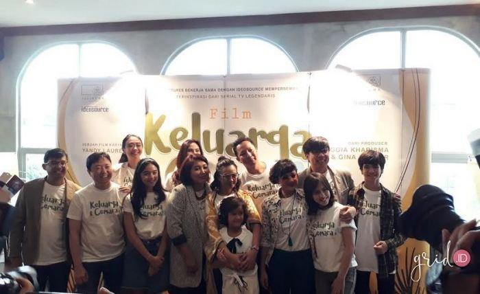 Film Legendaris Keluarga Cemara akan Tayang di Pertengahan 2018, Ceritanya Dapat Menjadi Cerminan Kehidupan Zaman Sekarang