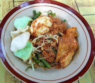 Gado-Gado Khas Kebumen, Kuliner Sehat dan Murah
