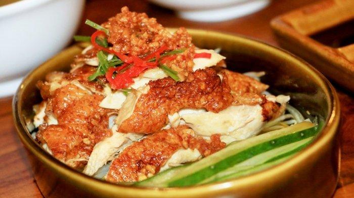 Nasi Ayam Haninan