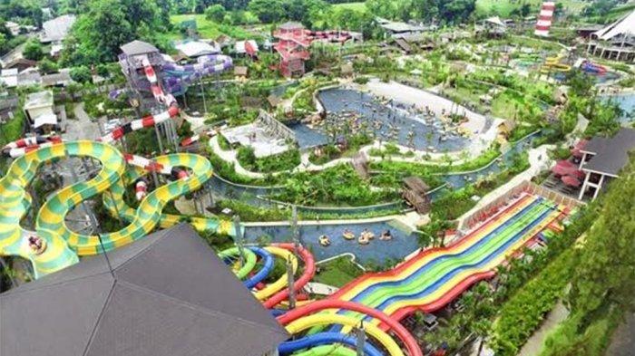 Gelar Spekta September, Jogja Bay Waterpark Berikan Promo Tiket Masuk