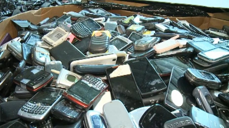 Key step to take before recycling your old smartphone
