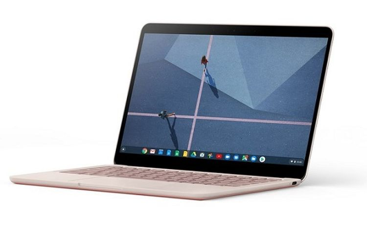 Google Luncurkan Laptop Pixelbook Go
