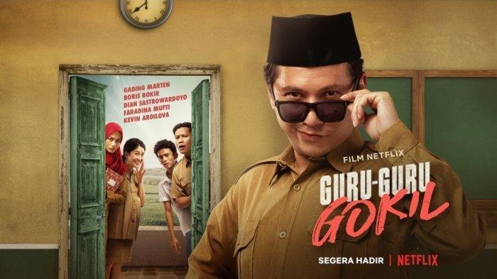 Guru - Guru Gokil Sudah Bisa Di Saksikan Di Netflix