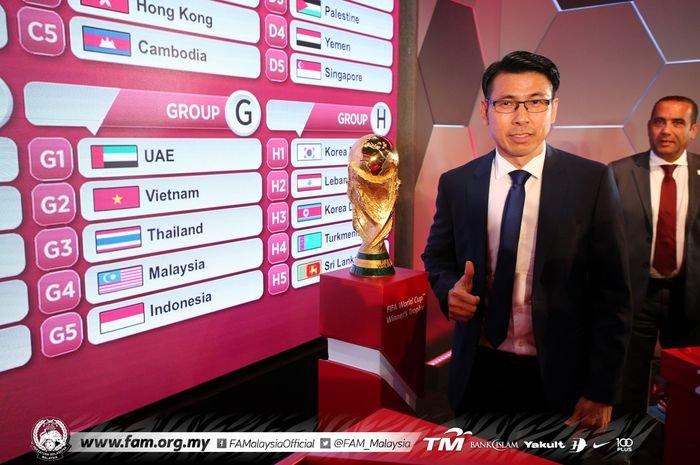 Hadapi Timnas Indonesia di Jakarta, Pelatih Malaysia Siapkan Stratergi Khusus