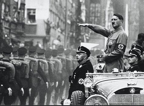 Hari Ini Dalam Sejarah Dunia : 2  Agustus 1934 Saat Hitler Dapat Julukan FUHRER