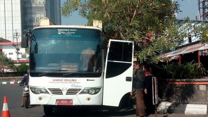 Hari ini Mau Bayar Pajak kendaraan? Ini lokasi Samsat Online Keliling di Semarang