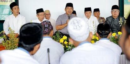 Hendi Berharap Perluasan Masjid Agung Kauman Berjalan Lancar