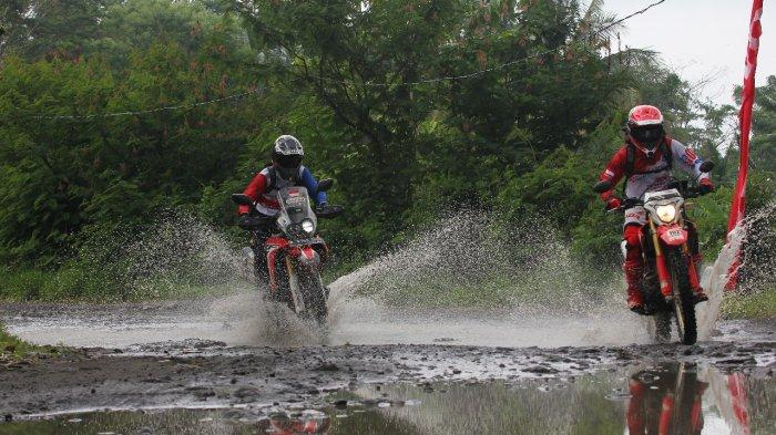 Honda Adventure Days 2019 : Mantab !