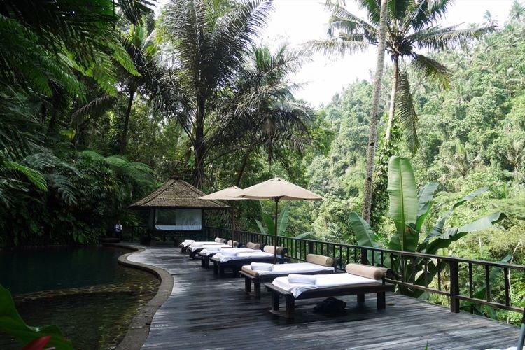 Hotel di Bali Ini Miliki 5 Spot Instagramable