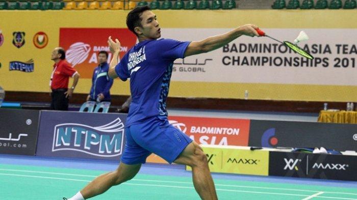 Indonesia Menang Telak di Laga Perdana Kejuaraan Asia Beregu atas Maladewa