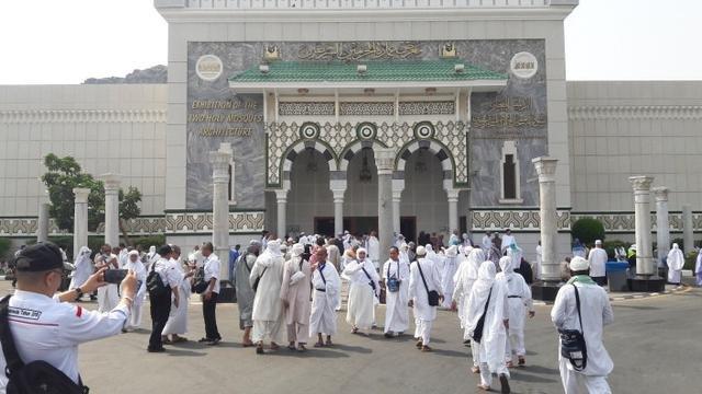 Info Haji : Menelusuri Sejarah Masjidil Haram di Museum Al Haramain