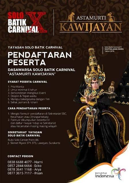 Solo Batik Carnival (SBC)