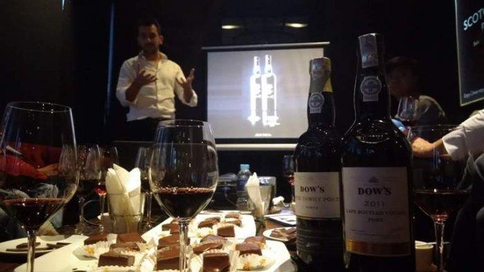 Bagi Pecinta Wine yang Berkualitas, Wajib Kunjungi Atoz Bar Wine & Braserrie