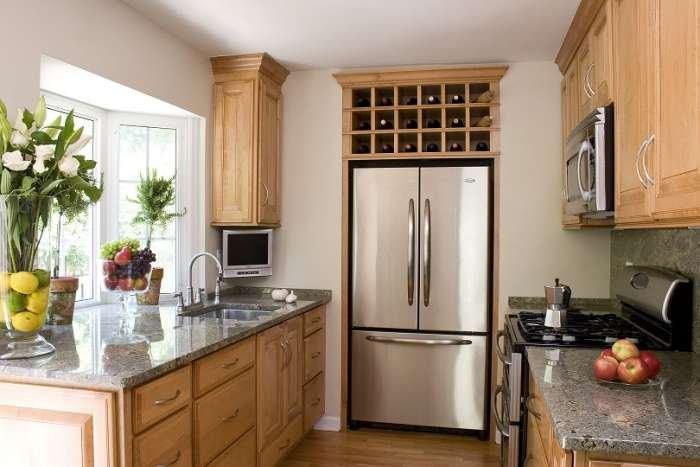 Ini Dia Trik Biar Dapurmu Tetap Luas dan Muat Banyak Barang !