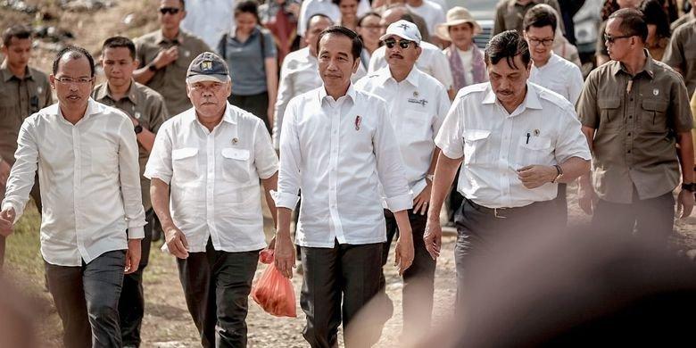 Instruksi Jokowi : Wisata Budaya Pulau Samosir Segera Ditata
