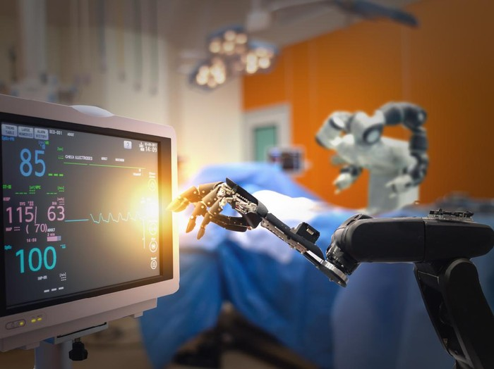 Irlandia menggunakan Robot Untuk Membantu Perawat Menangangi Virus Corona