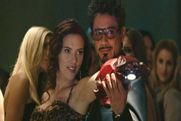 Iron Man Bakal Muncul di Film Black Widow Tahun Depan?