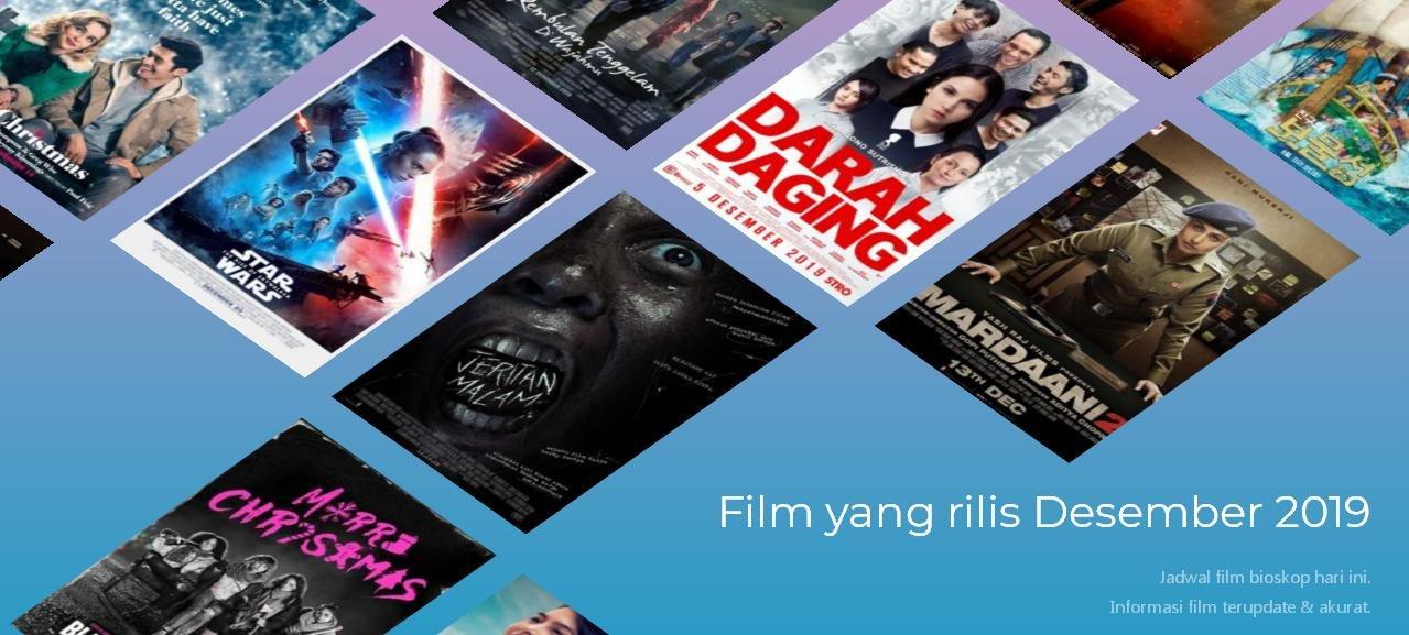 JADWAL FILM DI SEMARANG HARI INI - KAMIS, 19 DESEMBER 2019