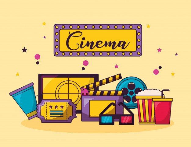 Ilustrasi Cinema