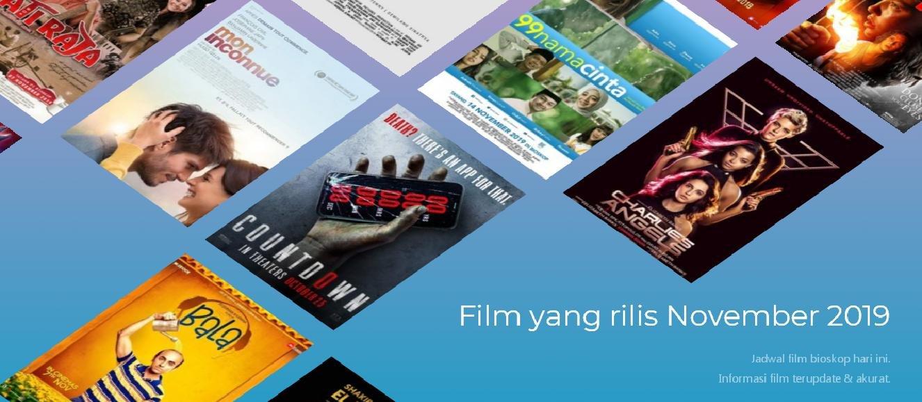 Jadwal Film Bioskop yang tayang hari ini di Semarang Senin, 16 Desember 2019