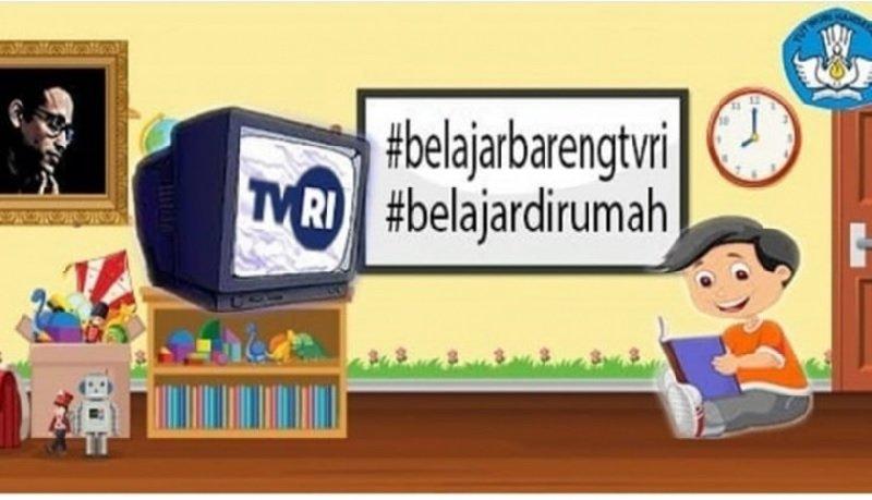 Jadwal Streaming TVRI Belajar Dirumah Bulan Mei Minggu ke 5