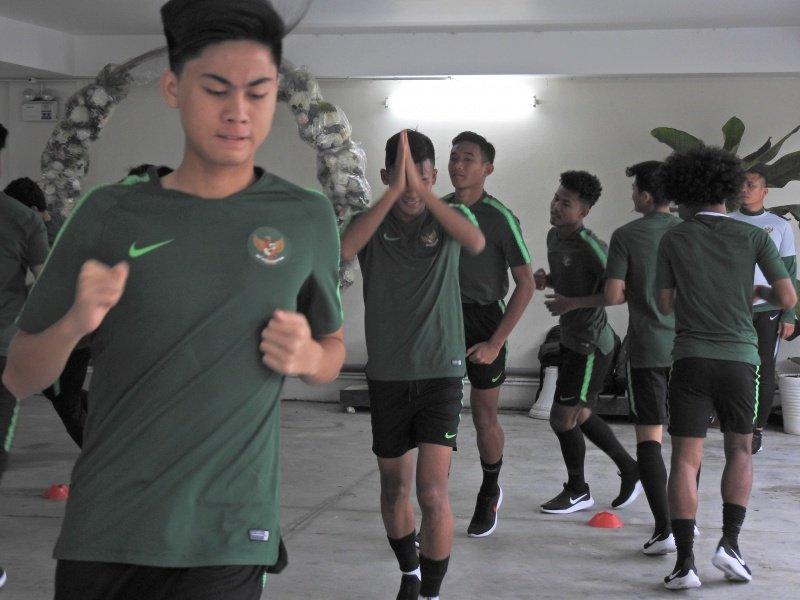 Jelang Laga AFF 2019 Timnas Indonesia U-18 Vs Timor Leste Sore Ini