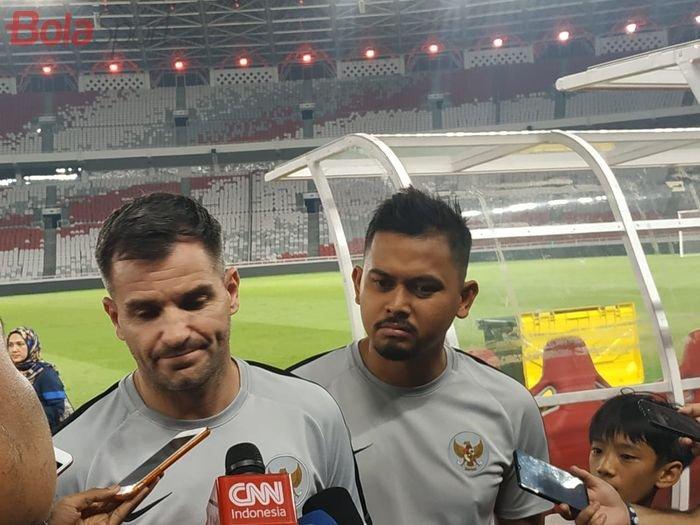 Jelang Laga Timnas Indonesia vs Malaysia, Simon Sebut Timnas Malaysia Berstandar Tinggi
