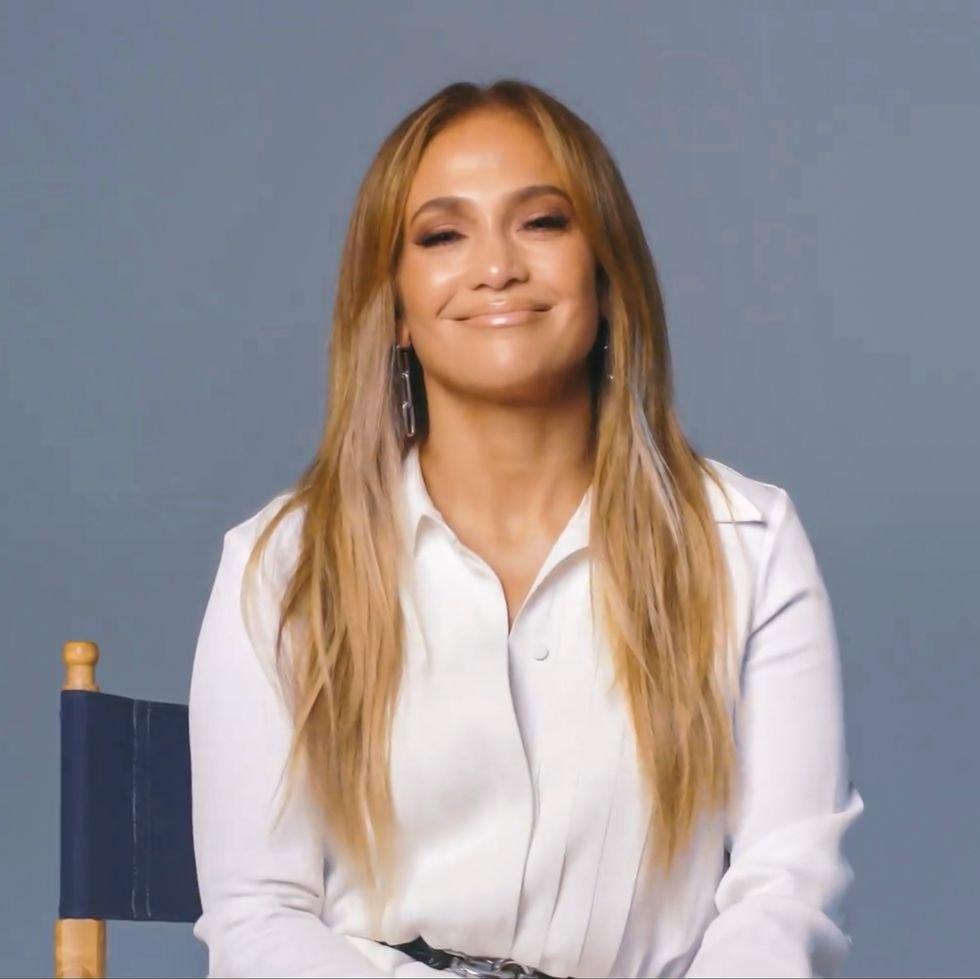 Jennifer Lopez Menampilkan Foto Sang Ibu Yang Mirip Dengan Wajahnya