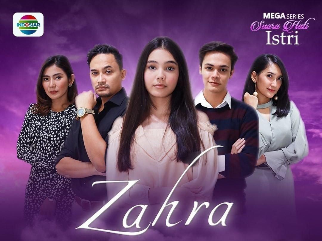 KPI Diminta Take Down Sinetron Suara Hati Istri Zahra