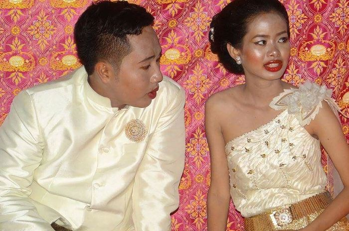 Kecewa dengan Riasan Pernikahan yang Jelek, Berikut Perubahan Setelah Diperbaiki.  Hasilnya Wow!