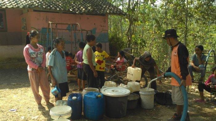 Kekeringan di Banjarnegara, Pemkab Wacanakan Bangun Embung