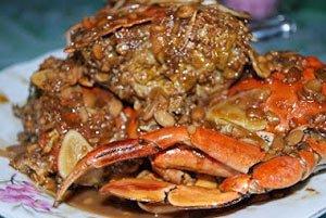 Kelezatan Kepiting Saus Tauco di Rumah Makan Roso Nyoto Ungaran Semarang