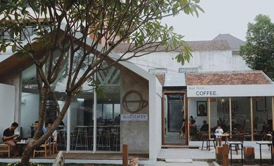 Kofitiere Kafe, Tempat Ngopi dan Nongkrong di Semarang yang Instagramable