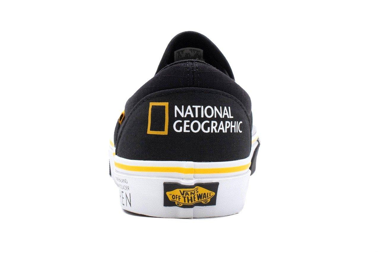 Kolaborasi Vans dan National Geographic Menghasilkan Lima Sepatu Bertema Alam