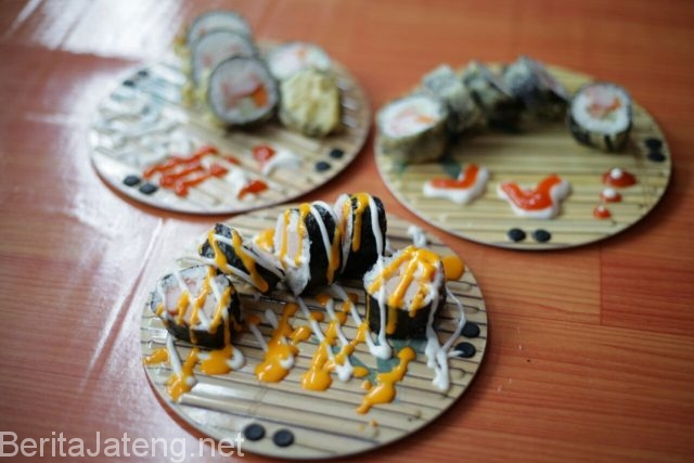 Kuliner Jepang dengan Harga Pelajar, Kedai Oishi Semarang Tempatnya
